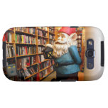 BibliothekGnome II Galaxy S3 Etuis