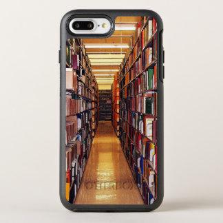 Bibliotheks-Bücher OtterBox Symmetry iPhone 8 Plus/7 Plus Hülle