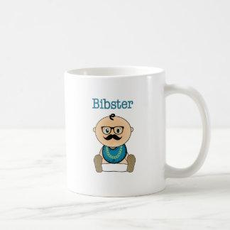 Bibster - Baby-Hipster Tasse