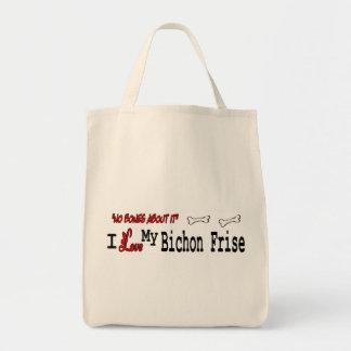 Bichon Frise Geschenke Tragetasche