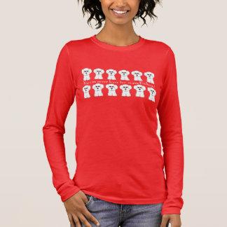 Bichon Frise Hunde Humor-T - Shirt