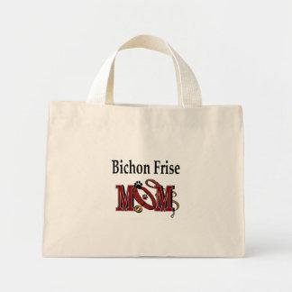 Bichon Frise Mamma-Geschenke Mini Stoffbeutel