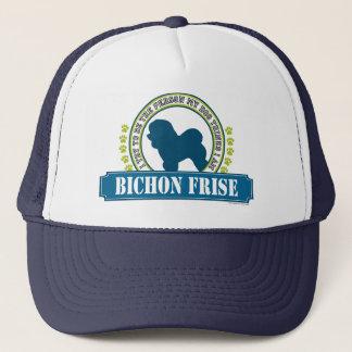 Bichon Frise Truckerkappe