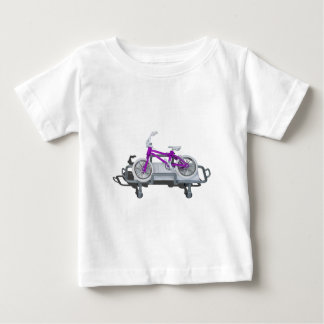 BicycleLayingOnGurney092715.png Baby T-shirt