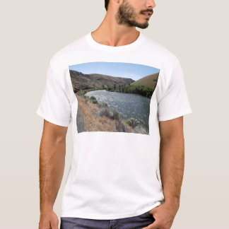 Biegung im Fluss T-Shirt