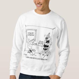 Biene benötigt 50.000 Schlafzimmer Sweatshirt