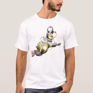 biene besen bienen, bee, bees, shirt, t-shirt