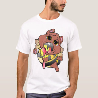 biene, bienen, bee, bees, shirt, t-shirt