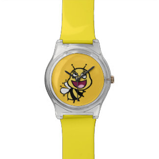 Biene fantastisch armbanduhr