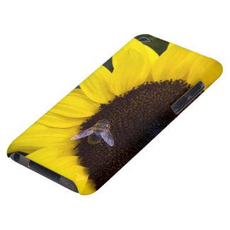 Biene in der Sonnenblume iPod Touch Hülle