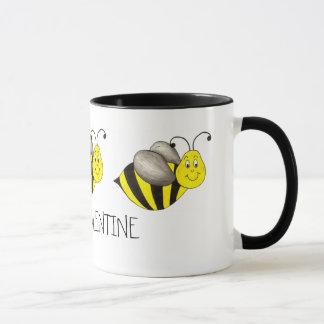 Biene meine Tasse Valentine-Hummelvalentines Tages