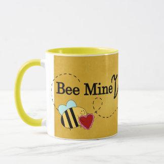 Biene meine Valentine-Tasse Tasse