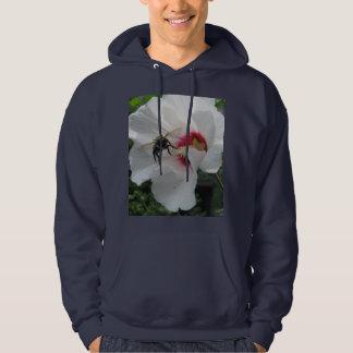 Biene und Rose von Sharon-Shirt Hoodie