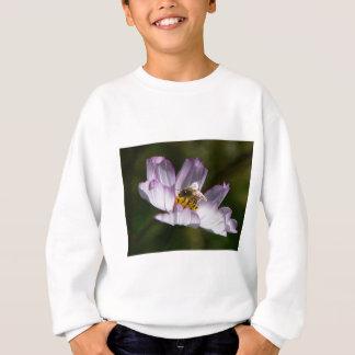 Bienen-Blatt Sweatshirt