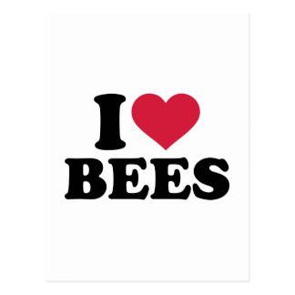 Bienen der Liebe I Postkarte