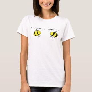 Bienen in der Liebe T-Shirt