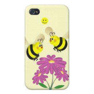 Bienen Liebe IPhone 4G im Speck-Fall Etui Fürs iPhone 4