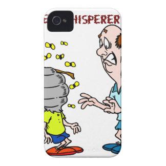 Bienen-Liebhaber-Bienewhisperer-Hummel Case-Mate iPhone 4 Hülle