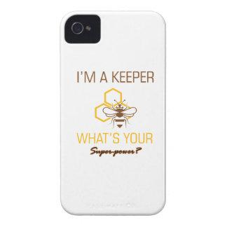Bienen-Wächtert-shirts iPhone 4 Case-Mate Hülle