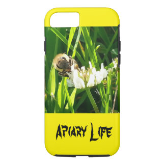 Bienenhaus-Leben iPhone 7 Fall Honigbiene auf iPhone 8/7 Hülle