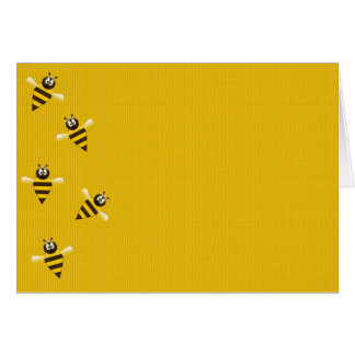 Bienenknie Karte
