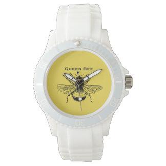 Bienenkönigin Uhr
