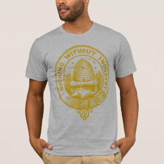 Bienenstock arbeitsam T-Shirt