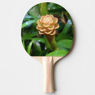 Bienenstock-Ingwer-Klingeln Pong Paddel Tischtennis Schläger