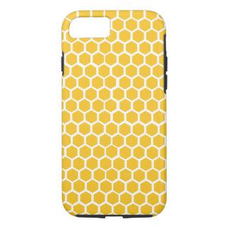 Bienenwabe iPhone 8/7 Hülle
