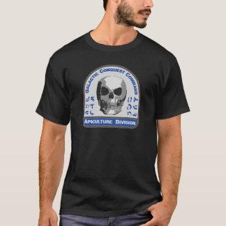 Bienenzucht-Abteilung - galaktischer T-Shirt