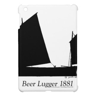 Bier 1881 Lugger - tony fernandes iPad Mini Hülle