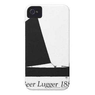 Bier 1881 Lugger - tony fernandes iPhone 4 Case-Mate Hülle