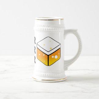 Bier-Bier-Bier JP - Stein-Tasse Bierglas