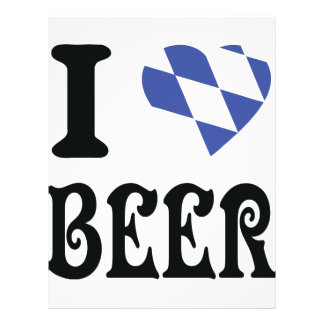 Bier der Liebe I Flyerbedruckung