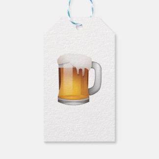 Bier - Emoji Geschenkanhänger