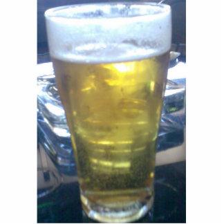 Bier Acrylausschnitte