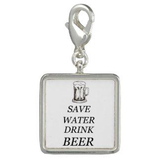 Bier-Getränk-Nahrung Charm