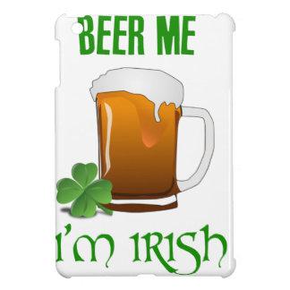 Bier ich bin ich irisch iPad mini hülle
