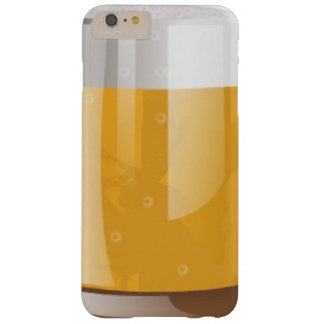Bier iPhone 6/6S plus kaum dort Fall Barely There iPhone 6 Plus Hülle