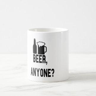Bier jedermann Tasse