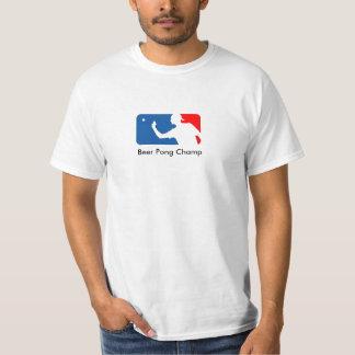 Bier Pong Champion Hemd