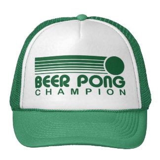 Bier Pong Kult Kappen