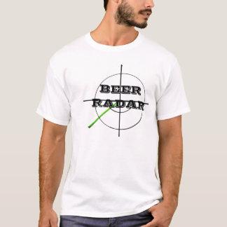 Bier-Radar-Shirt durch Jokeapptv TM T-Shirt