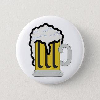 Bier Runder Button 5,1 Cm