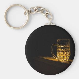 Bier Schlüsselanhänger