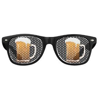 Bier-Schutzbrillen Retro Sonnenbrillen
