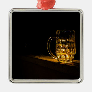 Bier Silbernes Ornament
