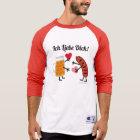 Bier u. Bratwurst - Ich Liebe Dich! (I-Liebe Sie) T-Shirt