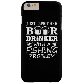 Bier und Fischen Barely There iPhone 6 Plus Hülle