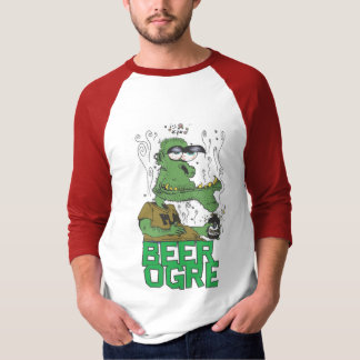 Bier-Ungeheuer T-Shirt